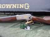 Browning 1886 Carbine Hi-Grade NIB