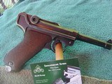 Luger 1940 -code 42,all matching including mag.