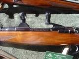 Mannlicher Schoenauer-30-06 Double Set Trigger - 5 of 15