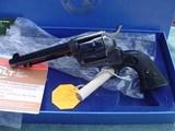 Colt Single Action Army, 45 Colt 5 1/2, NIB - 1 of 10