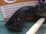 Colt Single Action Army, 45 Colt 5 1/2, NIB - 8 of 10