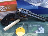 Colt Single Action Army, 45 Colt 5 1/2, NIB - 2 of 10