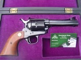 Colt Single Action Army, 4 3/4, 45 Colt Long Flute - 1 of 14