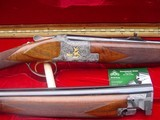 Browning Continental Diana 2 barrel Superlight Set,30-06. 20 ga, cased