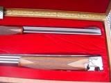 Browning Continental Diana 2 barrel Superlight Set,30-06. 20 ga, cased - 5 of 15