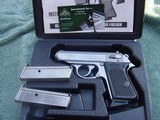 Walther PPK-factory case-mags