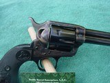 """Colt Single Action Army, 7 1/2"""" ,45 LC. - 6 of 11"""