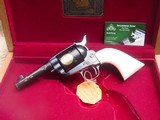 Texas Sesquicentennial Colt Single Action Army Revolver - 9 of 12