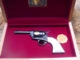 Texas Sesquicentennial Colt Single Action Army Revolver - 1 of 12