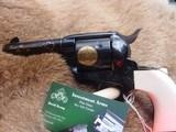 Texas Sesquicentennial Colt Single Action Army Revolver - 10 of 12