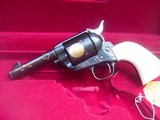 Texas Sesquicentennial Colt Single Action Army Revolver - 2 of 12