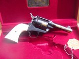 Texas Sesquicentennial Colt Single Action Army Revolver - 4 of 12