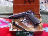 Walther PP, Factory Box, 2 mags, .380 - 1 of 7