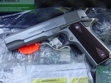 Colt Series 70 Government-38 Super, Stainless Steel. - 2 of 9