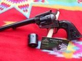 Colt New Frontier Buntline Scout Convertible 22lr/22 Magnum