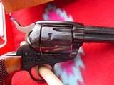 John Wayne Centennial Ruger Vaquero-New in case - 4 of 13