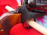 John Wayne Centennial Ruger Vaquero-New in case - 5 of 13