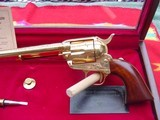 American Historical Foundation Samuel Colt Golden Tribute Buntline Commemorative