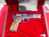 Browning Hi Power Centennial Cased