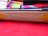 Weatherby Mark XXII Deluxe,factory scope, box, papers,hang tag. - 11 of 15