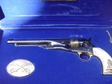 U.S. Historical Society US Cavalry Commerative.18060 Colt Army - 1 of 11