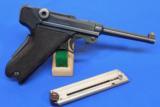 Swiss Model 1929 Semi Auto Luger Pistol - 2 of 6