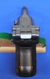 Swiss Model 1929 Semi Auto Luger Pistol - 5 of 6