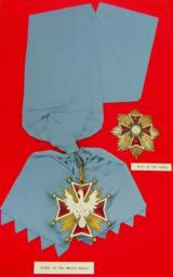 "Polish Order of The White Eagle with Star of the Order ""RARE"" - 8 of 9"