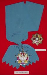 "Polish Order of The White Eagle with Star of the Order ""RARE"" - 2 of 9"
