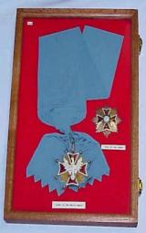 "Polish Order of The White Eagle with Star of the Order ""RARE"" - 1 of 9"