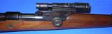Mauser 98k Dual Rail (Extremely Rare) Experimental Sniper Rifle - 2 of 11