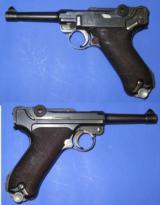 Luger P.08 Semi Automatic Pistol, Rare- 17 of 17
