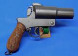 Japanese Type 10 Signal Pistol with Holster - 2 of 10