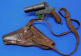 Japanese Type 10 Signal Pistol with Holster - 4 of 10