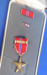 US Bronze Star Cased (Named),- 2 of 4