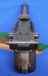 DWM Artillery Luger Semi Auto Pistol - 6 of 7