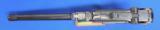 DWM Artillery Luger Semi Auto Pistol - 4 of 7