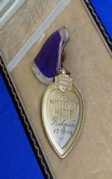 U.S. Purple Heart with Case,