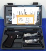 Ruger 22/45 Mark III with Case