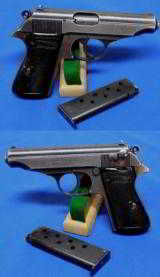 German Walther PP Pistol Waffenampted Eagle/WaA359 - 1 of 9