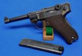 "Luger Mauser Banner 06/34 ""Portuguese Contract"" Pistol. ""Extremely Rare"""