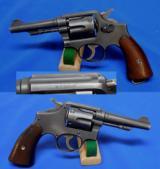S & W U.S. Navy Marked Victory Model Revolver