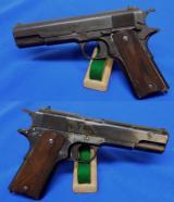 U.S. Model 1911 Semi-Auto Pistol by Springfield Armory