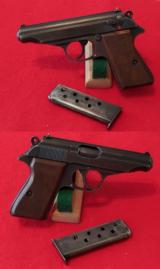 Walther PP (Waffenamt) Semi-Auto Pistol - 1 of 9