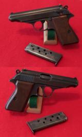 Walther PP (Waffenamt) Semi-Auto Pistol