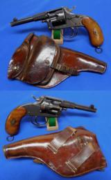 German Model 1883 Reichsrevolever with Holster