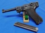 German P.08 Luger S/42 Pistol