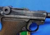 German P.08 Luger S/42 Pistol - 9 of 9