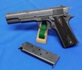 Norwegian Model 1914 Pistol
