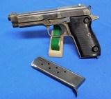 Egyptian Helwan Semi-Auto Pistol